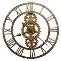 Howard Miller 625-517 Crosby Wall Clock