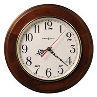 Howard Miller 620-168 Brentwood Non-Chiming Wall Clock