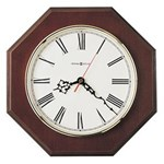 Howard Miller 620-170 Ridgewood Non-Chiming Wall Clock