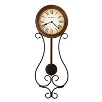 Howard Miller 625-497 Kersen Non-Chiming Wall Clock