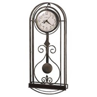 Howard Miller 625-295 Melinda Non-Chiming Wall Clock