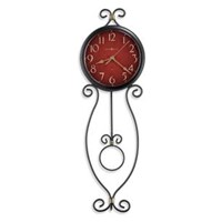 Howard Miller 625-392 Addison Non-Chiming Wall Clock