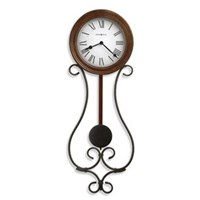 Howard Miller 625-400 Yvonne Non-Chiming Wall Clock