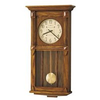 Howard Miller 620-185 Ashbee II Chiming Wall Clock
