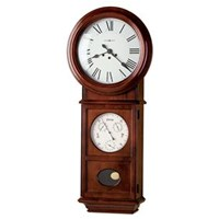 Howard Miller 620-249 Lawyer II Chiming Wall Clock