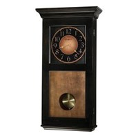Howard Miller 625-383 Corbin Chiming Wall Clock