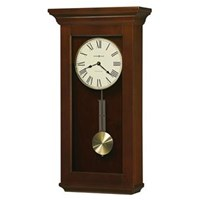 Howard Miller 625-468 Continental Chiming Wall Clock