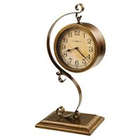 Howard Miller 635-155 Jenkins Mantel Sofa Table Clock