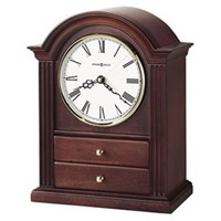 Howard Miller 635-112 Kayla Non-Chiming Mantel Clock