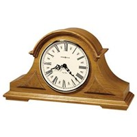 Howard Miller 635-106 Burton Chiming Mantel Clock