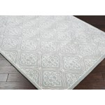 "Surya Candice Olson Modern Classics Dove Gray (CAN-1907) Rectangle 2'0"" x 3'0"""