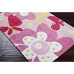 "Surya Chic Baby Pink (CHI-1007) Rectangle 8'0"" x 10'0"""