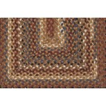 "Surya Country Living Cottage Braids Caviar (CTG-4501) Oval 2'3"" x 3'0"""