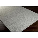 "Surya Etching Gray (ETC-4907) Square 0'6"" x 0'6"""