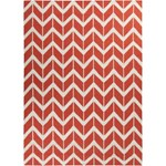 "Surya Jill Rosenwald Fallon Coral (FAL-1054) Rectangle 8'0"" x 11'0"""