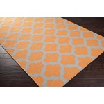 "Surya Frontier Papaya (FT-119) Rectangle 3'6"" x 5'6"""