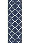 Surya Frontier Midnight Blue (FT-451) Rectangle 2'6
