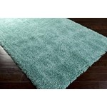 "Surya Goddess Robin's Egg Blue (GDS-7500) Rectangle 2'6"" x 8'0"""