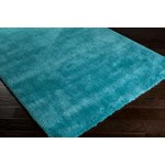 "Surya Heaven Deep Sky Blue (HEA-8012) Rectangle 2'0"" x 3'0"""