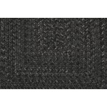 "Surya Liberty Coal Black (LIB-4400) Oval 2'3"" x 3'0"""