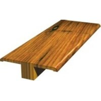 "Shaw Pebble Hill: T-mold Olde English Hickory - 78"" Long"