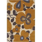 "Chandra Amy Butler (AMY13213-79106) 7'9""x10'6"" Rectangle Area Rug"