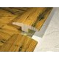 "Prefinished White Oak Natural T-mold - 78"" Long"