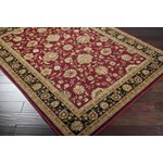 "Surya Midtown Maroon (MID-1013) Rectangle 2'2"" x 3'3"""