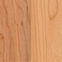 "Mohawk Staunton Meadows: Cherry Natural 3/8"" x 3"" Engineered Hardwood WEC44 10"