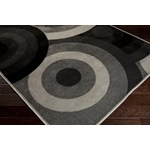 "Surya Paramount Charcoal Gray (PAR-1052) Rectangle 2'0"" x 3'0"""