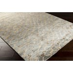 "Surya Platinum Pigeon Gray (PLAT-9018) Rectangle 2'0"" x 3'0"""