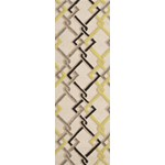 "Surya Rain Ivory (RAI-1122) Rectangle 2'6"" x 8'0"""