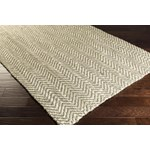 "Surya Reeds Elephant Gray (REED-800) Rectangle 8'0"" x 11'0"""