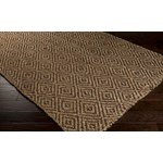 "Surya Reeds Coffee Bean (REED-806) Rectangle 8'0"" x 11'0"""